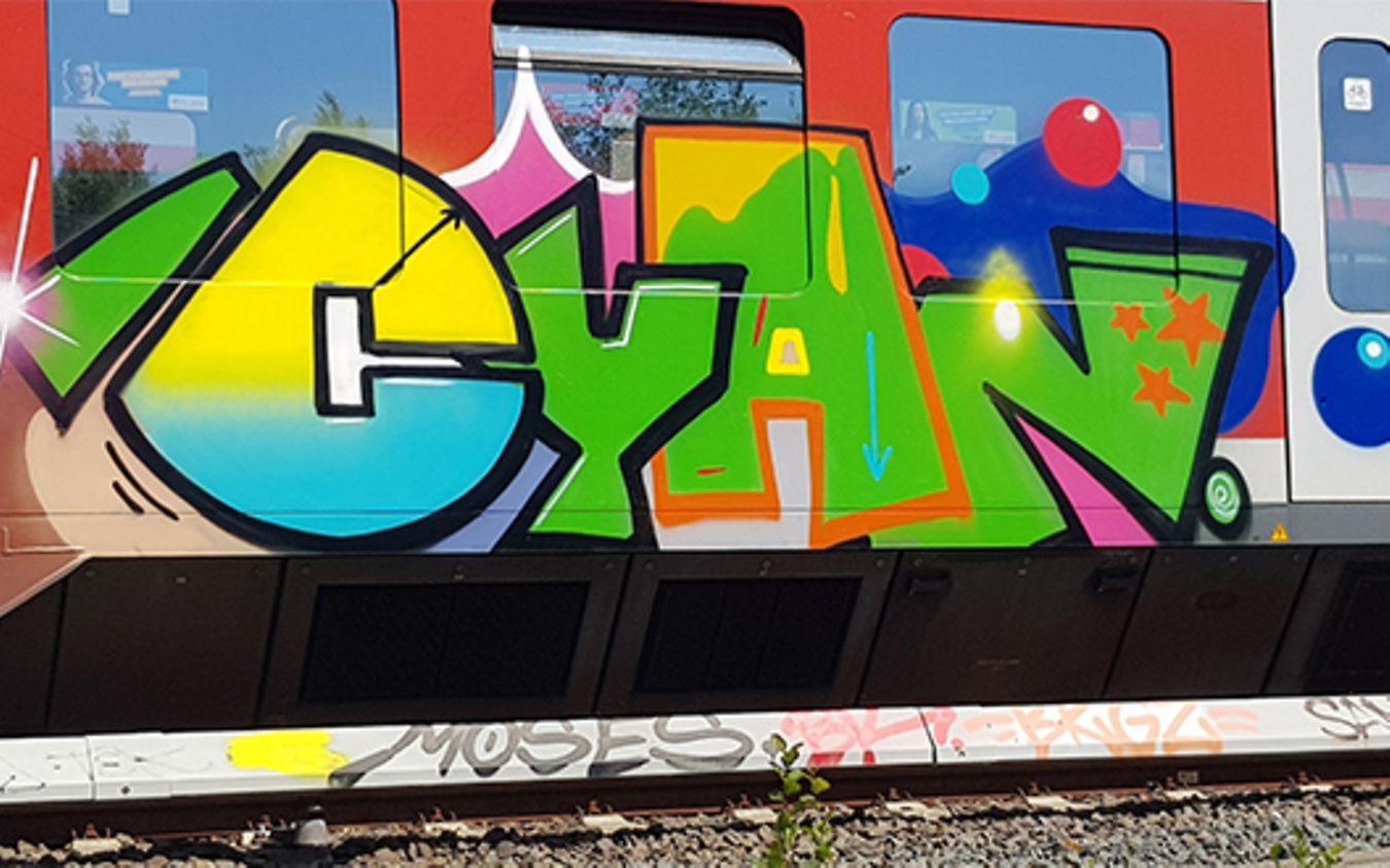 Eine Forensische Graffiti Datenbank Kann Hier Abhilfe Schaffen Durch Ein Analysetool Fur Bilder Das Einen Vergleich Der Handschriften Durchfuhrt