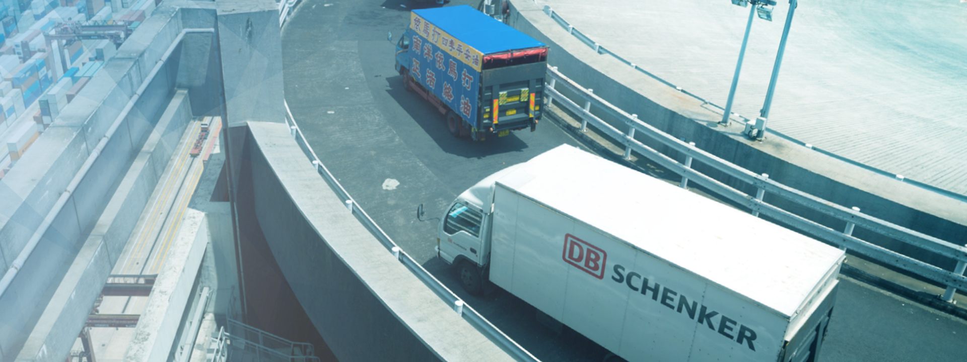 DB Systel_Freight Transport and Logistics_Truck-Container