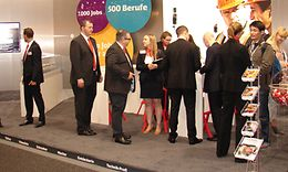 DB Systel Messestand